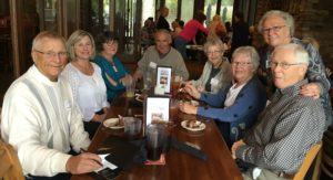 2016 Fall Retiree Luncheon