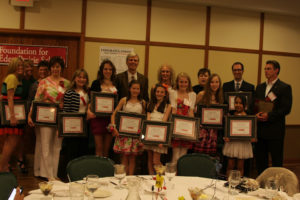 Feps Award Winners 2012